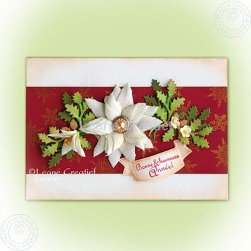 Image de Multi Die & Stamp Poinsettia