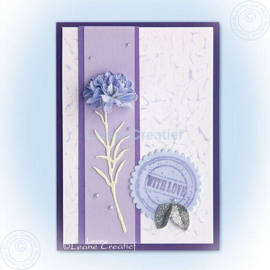 Image sur Multi die Carnation & Stamp