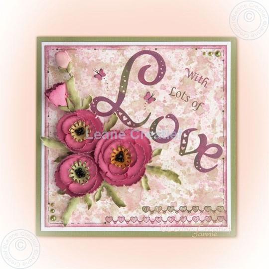 Bild von Poppy Multi die & Clearstamp