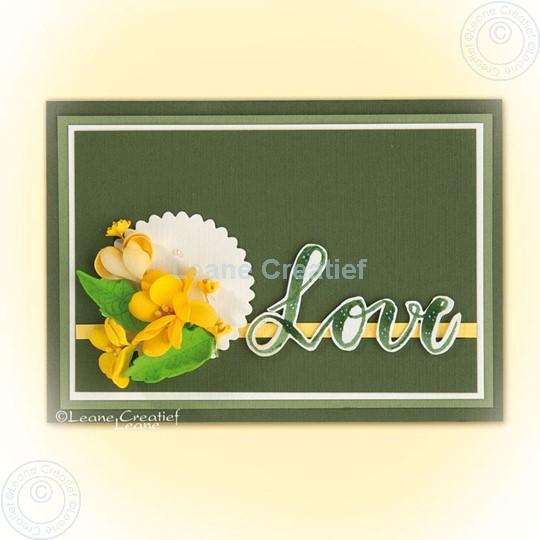 Image sur Blossom using set 4 yellow