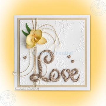 Afbeeldingen van Combi stamp & Die Love