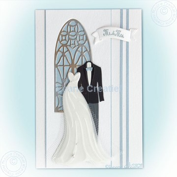 Afbeeldingen van Dress & Suit and Churchwindow