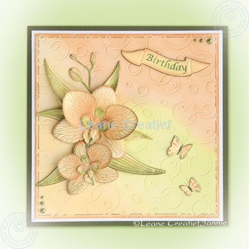 Picture of Orchid Multi die & stamp