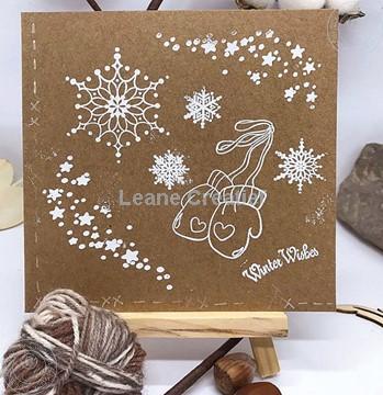 Image de Clear stamps winter scene