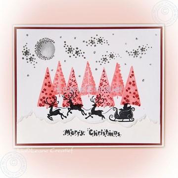 Image de Clear stamp Santa