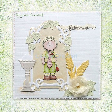 Picture of Communion Bambinie boy