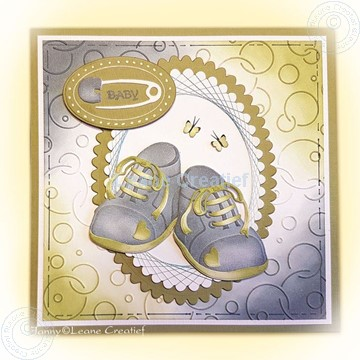 Picture of Spirella® ovals & babyshoes