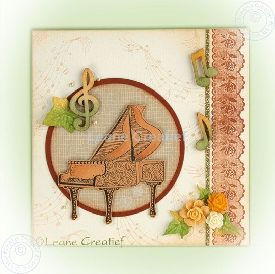 Bild von Doodle piano