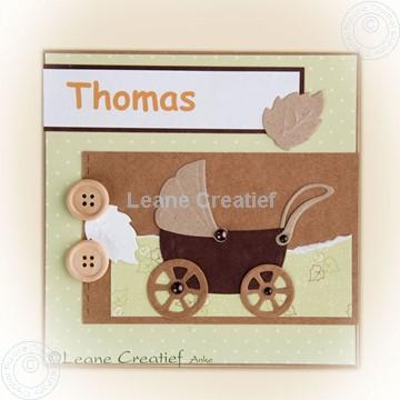 Bild von Baby stroller