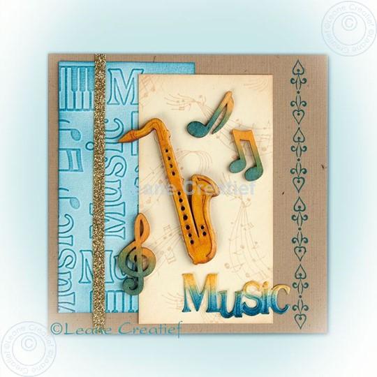 Afbeelding van Saxophone