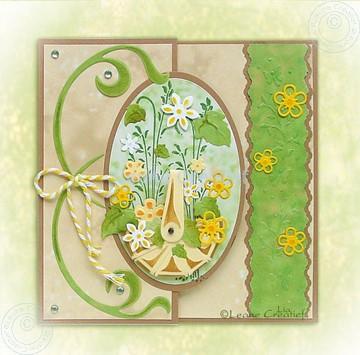 Image de Daffodil & Swirls