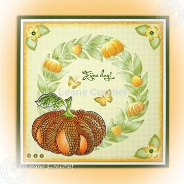 Bild von Doodle pumpkin stamp