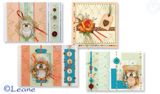 Picture of Spirella® Embroidery cards