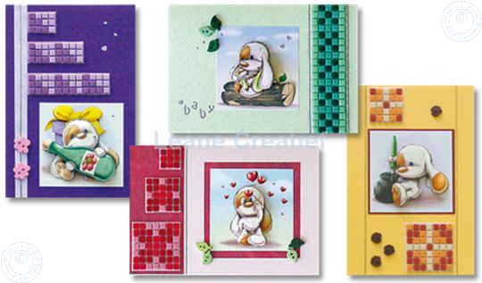 Bild von Mylo & Friends® Mosaik Karten