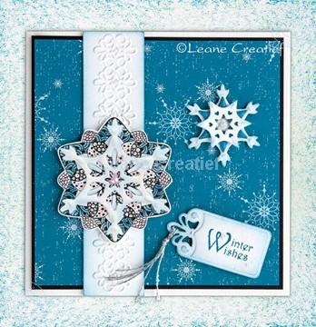 Image de Snow Crystal & Doodle star