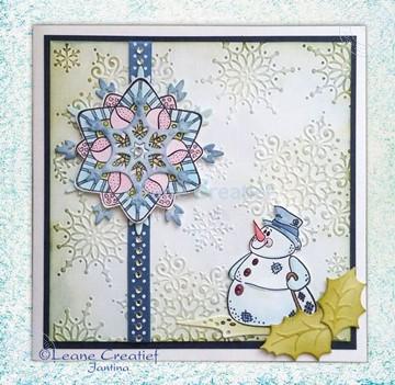 Image de Snow Crystal background