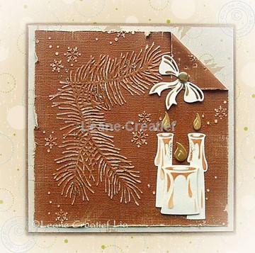 Afbeeldingen van Embossing folders technique