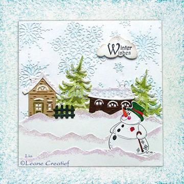 Afbeeldingen van Winter scene