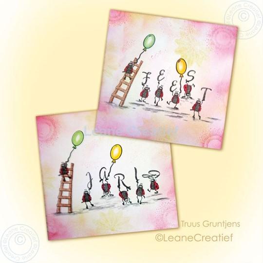 Afbeelding van Combi Stamp Lady bugs
