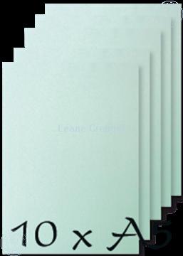 Picture of Papier A5 Ice Aqua 200 gr