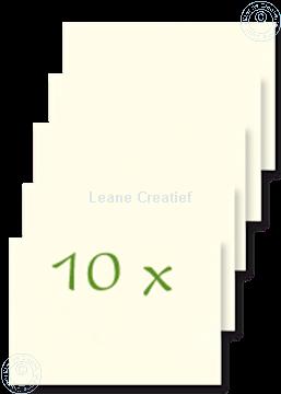 Afbeeldingen van Enveloppen 12x17,5cm ecru