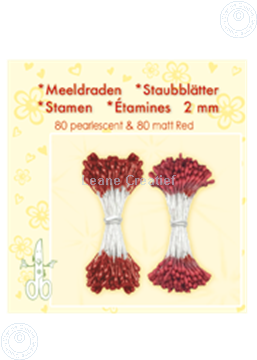 Picture of Stamen ± 80 matt & 80 red