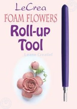 Afbeeldingen van Foam Flowers Roll-up tool