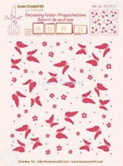 Image sur Background Butterflies