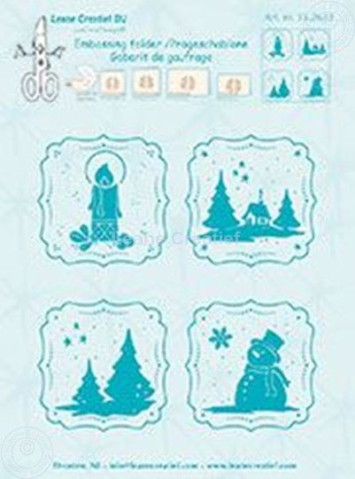 Afbeelding van Background Frames winter