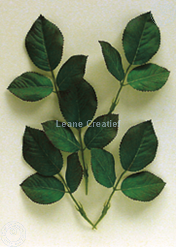 "Picture of LeCreaDesign® Leaves set ""Leaves rose"""