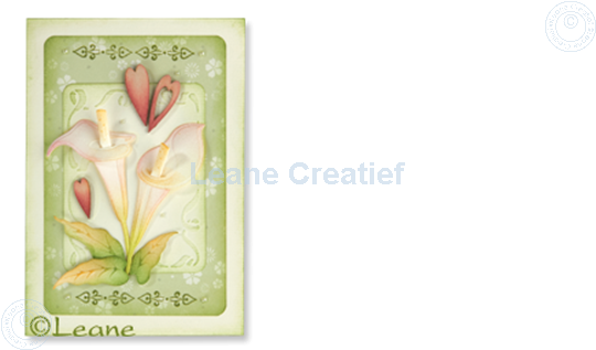 Image sur Multi die flower 010 Calla