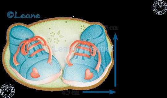Afbeelding van Lea'bilitie Baby shoes