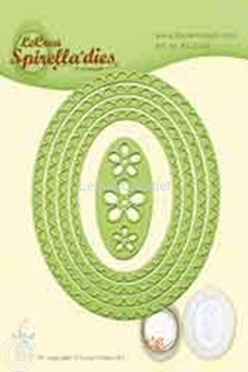 Afbeelding van Spirella® ovals