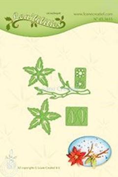 Afbeeldingen van Lea'bilitie Ponsettia small & branche