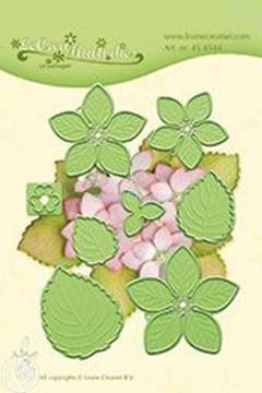 Afbeeldingen van Lea'bilitie Multi die Flower 011 Hydrangea