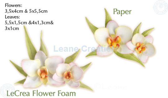Picture of Lea'bilitie Multi die Flower 012 Orchid