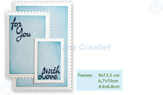 Picture of Lea'bilitie Postage stamp frames