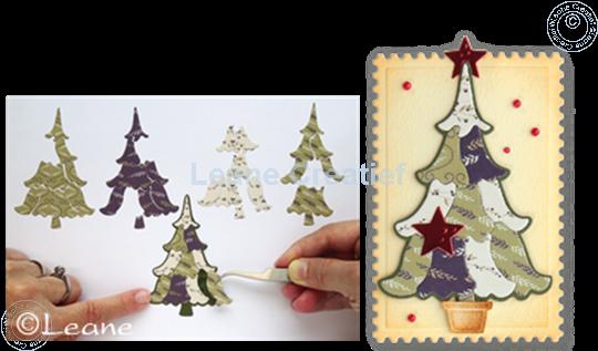 Image sur Lea'bilitie Patch die Christmas tree