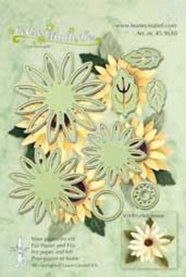 Bild von Multi die flower 006