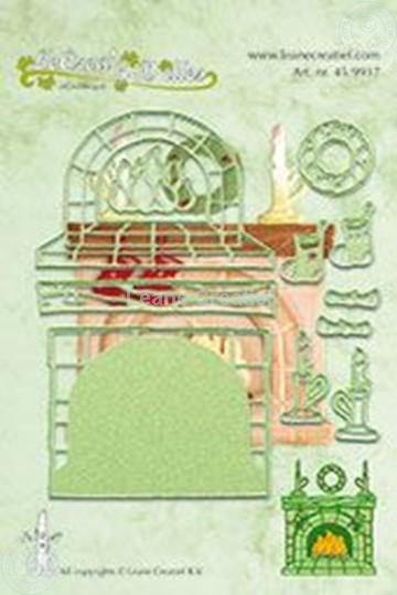 Image sur Fireplace 3D-Die