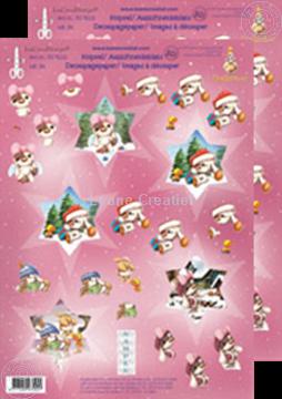 Bild von Mylo Weihnacht Sterne 3D #39