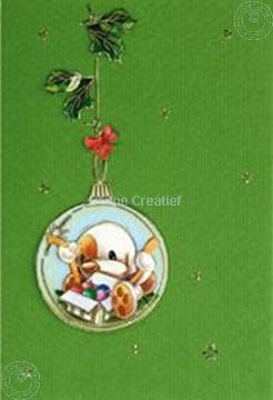 Image de Mylo & Friends® kit de cartes Noël 3D