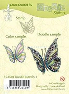 Image de Doodle Butterfly 2