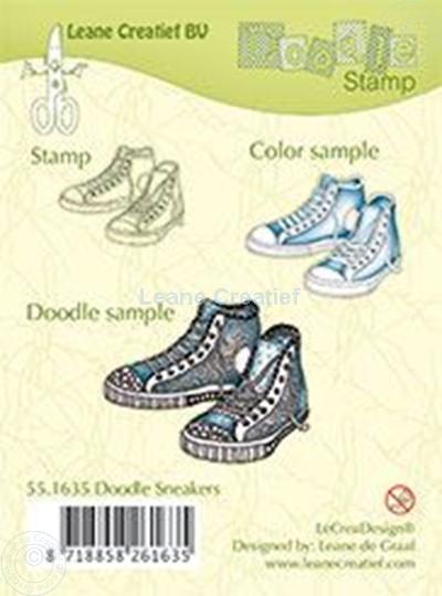 Image sur Doodle Sneakers