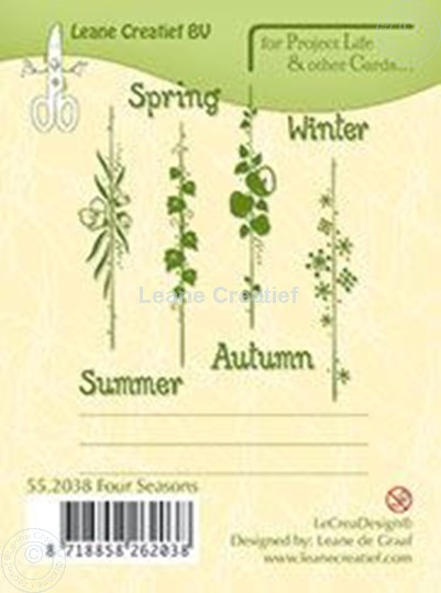 Image sur Seasons English text