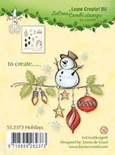 Image sur Combistamp Holidays