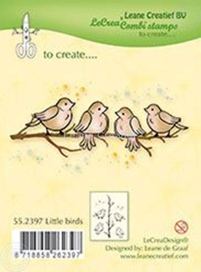 Bild von Combistamp Little birds