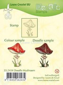 Image de Doodle Mushroom
