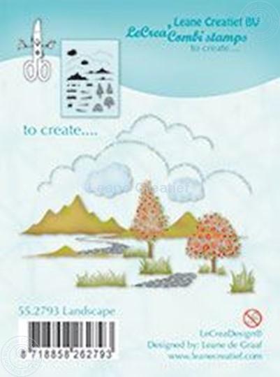 Afbeelding van Combi stamp Landscape