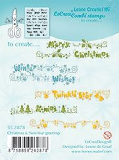 Afbeelding van Christmas & New Year Greetings